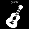 guitar Pictogram