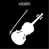 violin Pictogram