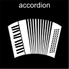 accordion Pictogram