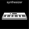 synthesizer Pictogram