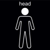 head Pictogram