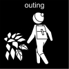 outing Pictogram