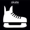 skate Pictogram