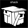 shack Pictogram