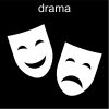 drama Pictogram