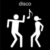 disco Pictogram