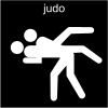 judo Pictogram