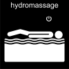 hydromassage Pictogram