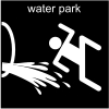 water park Pictogram