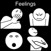 Feelings Pictogram