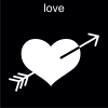 love Pictogram
