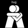 hug Pictogram