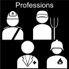 Professions Pictogram