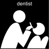 dentist Pictogram