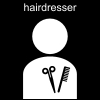 hairdresser Pictogram