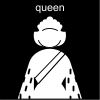queen Pictogram