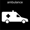 ambulance Pictogram
