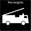 fire-engine Pictogram