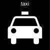 taxi Pictogram