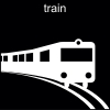train Pictogram