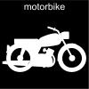 motorbike Pictogram
