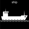 ship Pictogram