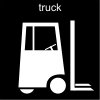 truck Pictogram