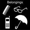 Belongings Pictogram
