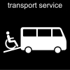 transport service Pictogram