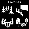 Premises Pictogram