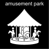 amusement park Pictogram