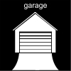 garage Pictogram