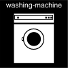 washing-machine Pictogram