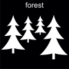 forest Pictogram