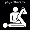 physiotherapy Pictogram