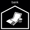 bank Pictogram