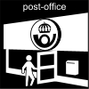 post-office Pictogram