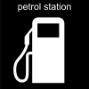 petrol station Pictogram