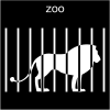 zoo Pictogram