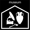 museum Pictogram
