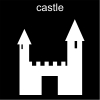 castle Pictogram