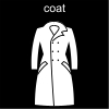 coat Pictogram