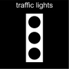 traffic lights Pictogram