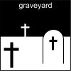 graveyard Pictogram