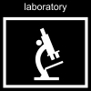 laboratory Pictogram