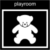 playroom Pictogram