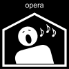 opera Pictogram