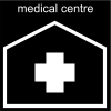 medical centre Pictogram